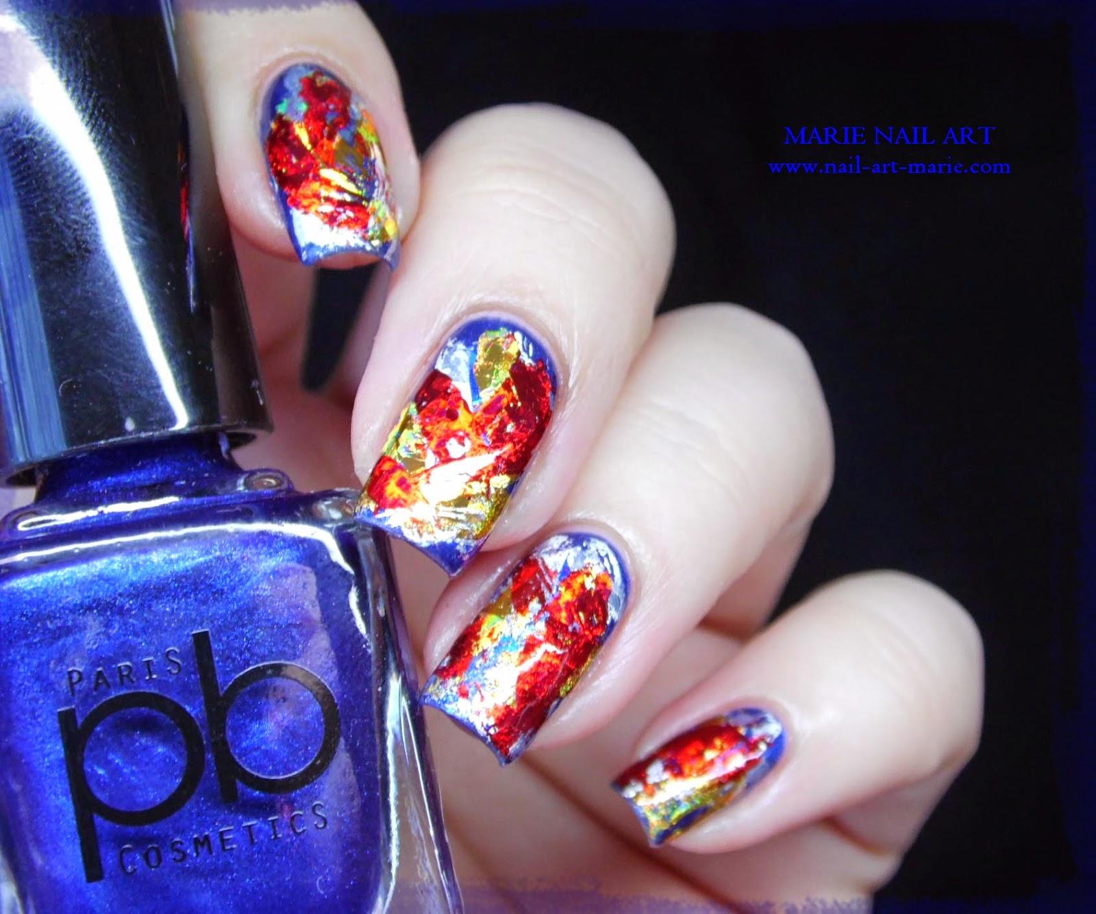 Colourfoil Manicure8