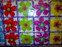 souvenir bros dahlia mika, souvenir pernikahan, Souvenir pernikahan murah,  souvenir bros