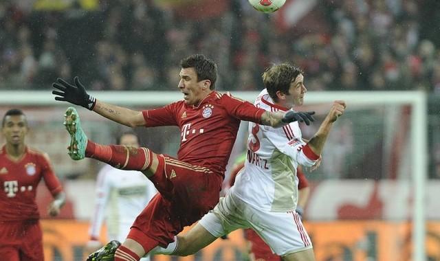 Hasil Pertandingan Bayern Munchen vs Bayer Leverkusen 28 Okt 2012