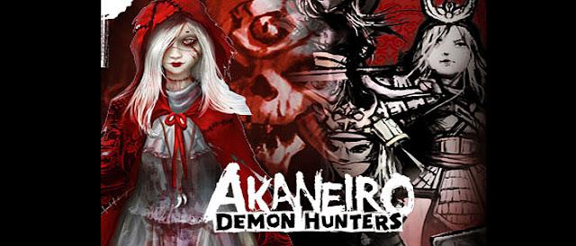 Akaneiro: Demon Hunters (Review)