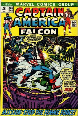Captain America #146, Hydra