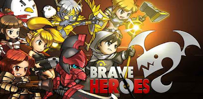 Brave Heroes Mod v.1.0 (Unlimited Money) Apk