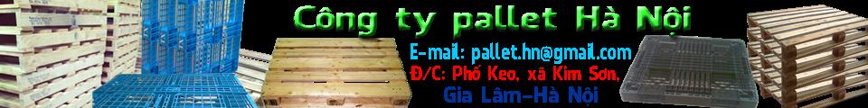 Pallet Gỗ Pallet
