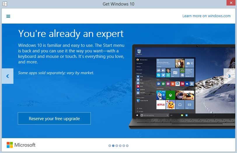 Tandai kalender Anda: Tanggal 29 Juni Windows 10 resmi rilis, notifikasi undangan akan dikirim