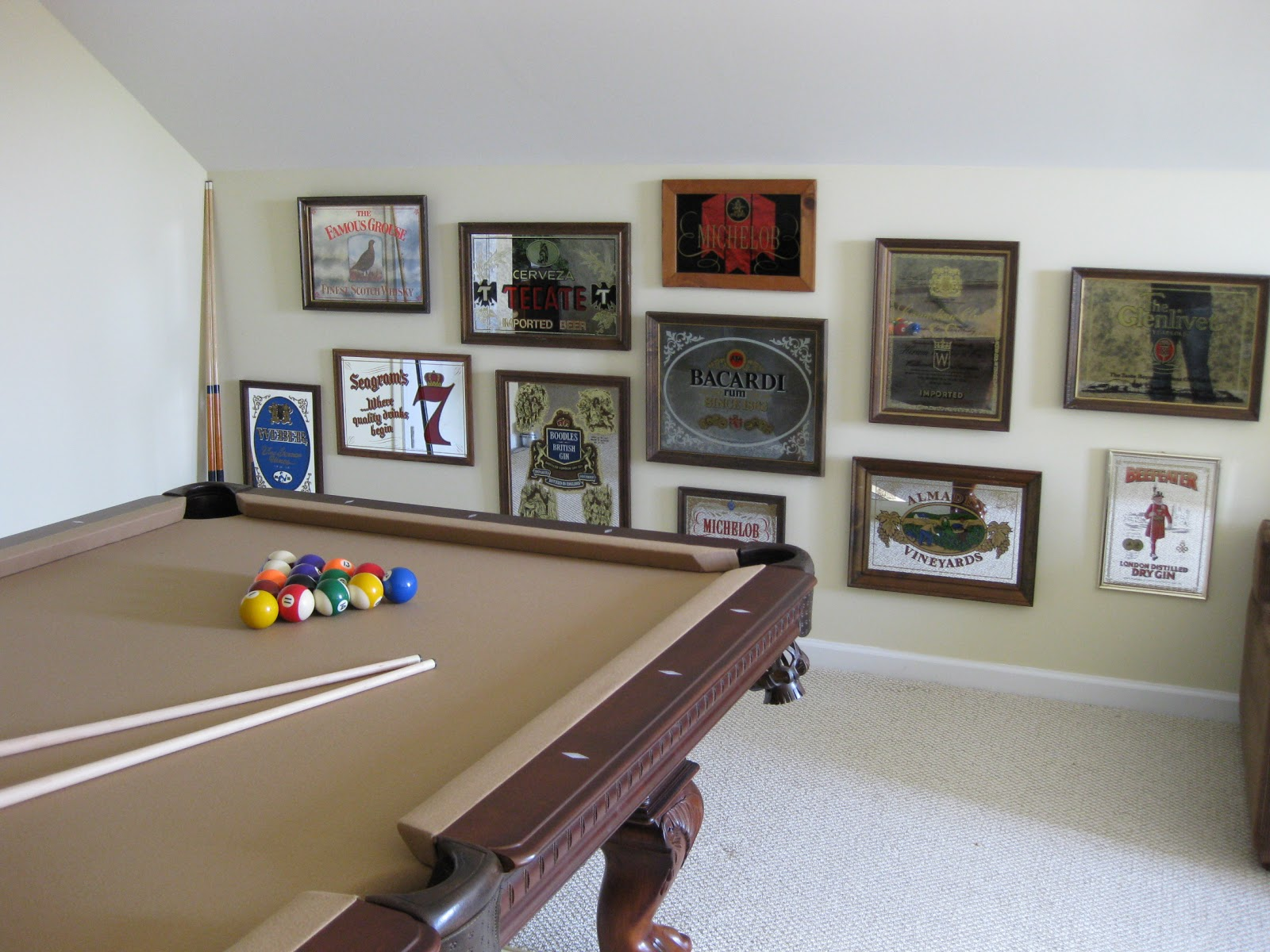 That Mommy Blog Cool Man Cave Decor