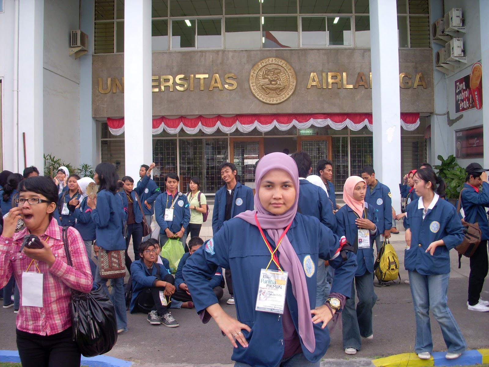 Makanan Emperan (Cukup) Enak di Surabaya : Pecel (Pincuk) MM UNAIR by