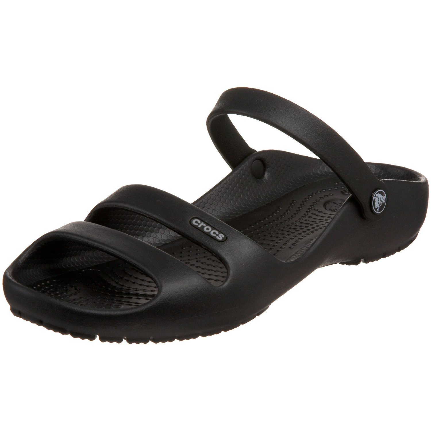 crocs shoes crocs s cleo ii slingback sandal