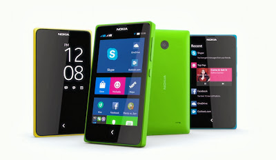 Nokia announces the X and X+, its first Android phones