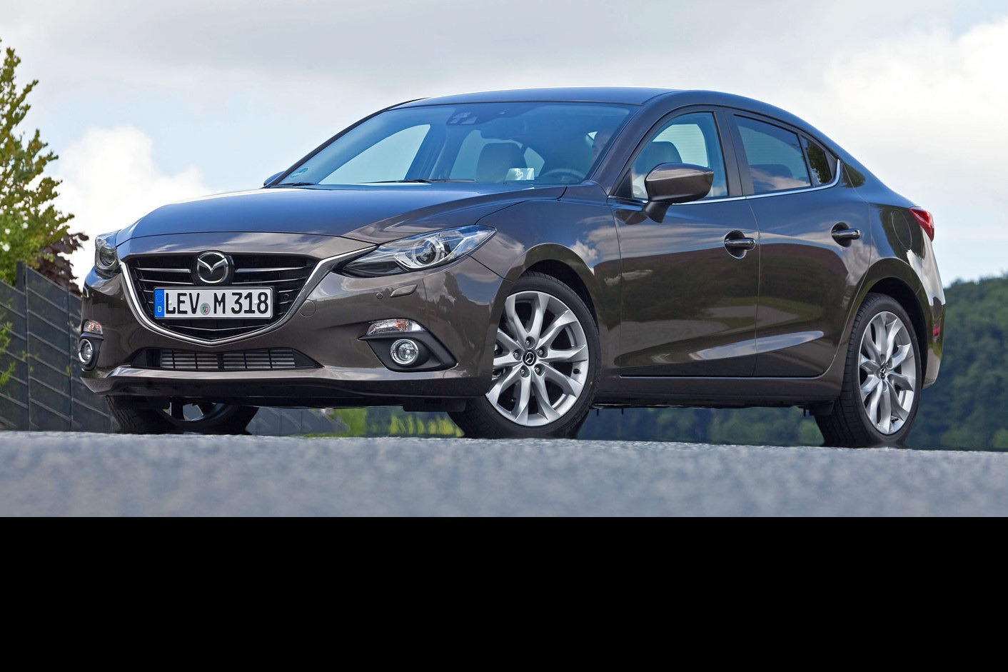 all cars nz 2013 mazda3 sedan. Black Bedroom Furniture Sets. Home Design Ideas