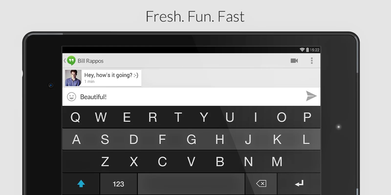 Fleksy Keyboard - Happy Typing v2.5.8