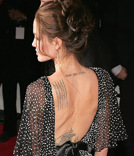 Female Celebrity Tattoo Gallery