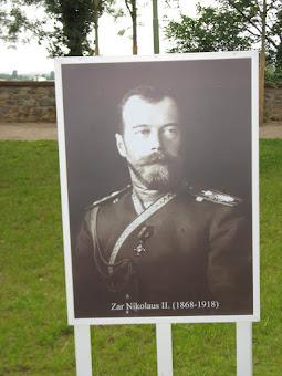 Tzar Nikolay I.I. in 1910