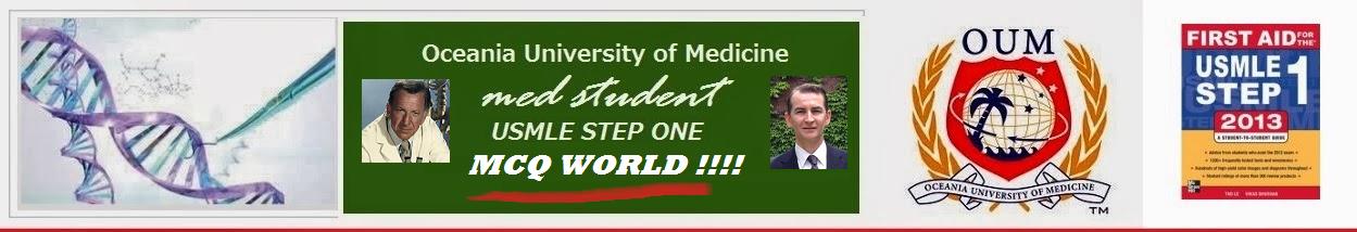 Oceania University of Medicine - Medical Student