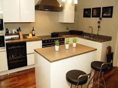 Tips Renovasi Rumah; Memperluas Dapur Kecil