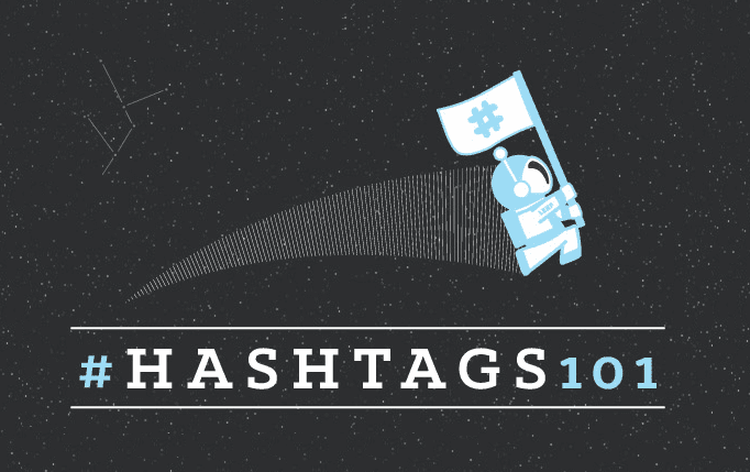 The History Hashtags in Digital world