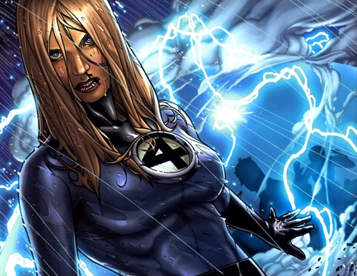 Invisible Woman (Marvel Comics) Character Review - 4
