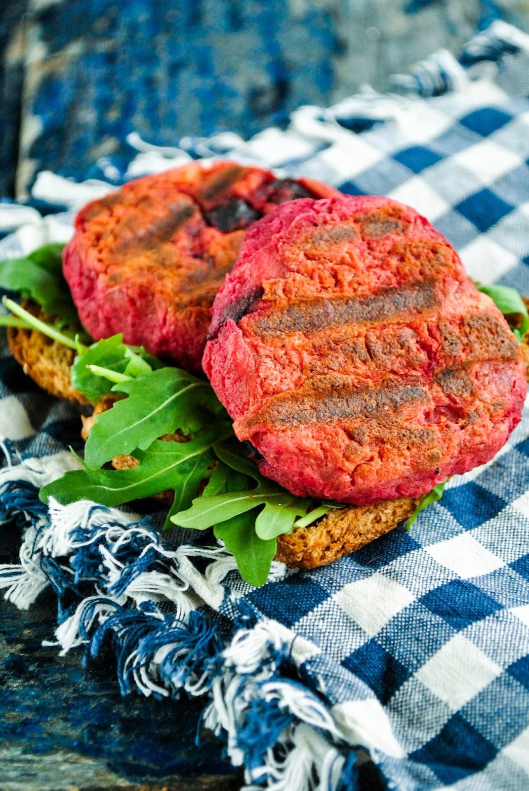 Easy vegan beet recipes