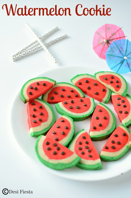 Summer or Picnic Themed Cookies