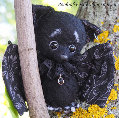 tiny bat toy
