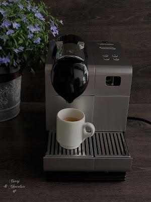 Cafetera Nespresso Lattissima +