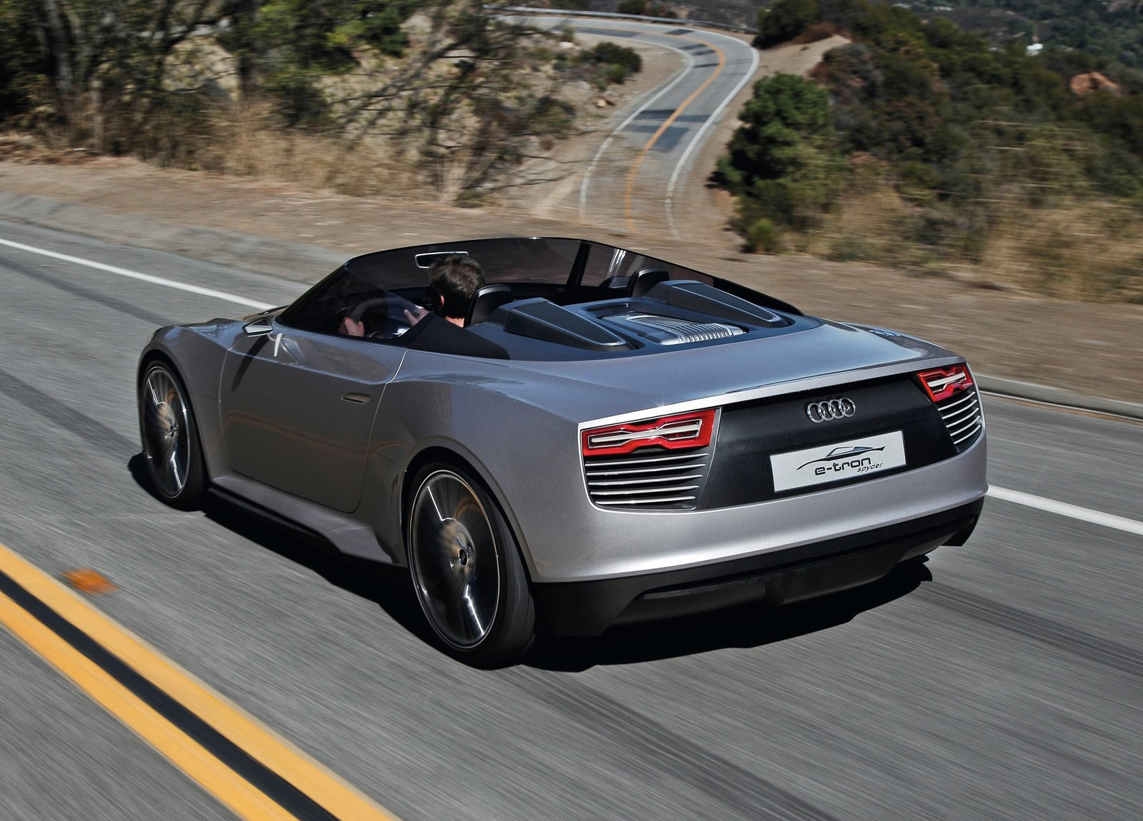 audi e tron spyder hd wallpapers the world of audi. Black Bedroom Furniture Sets. Home Design Ideas