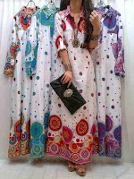 Gamis Katun Rayon SOLD OUT