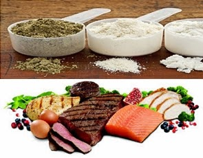 PROTEIN SUPPLEMENTS VS. PROTEIN FOODS