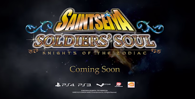 Saint Seiya Soldiers' Soul gameplay