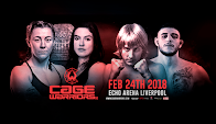 Cage Warriors 90 Report