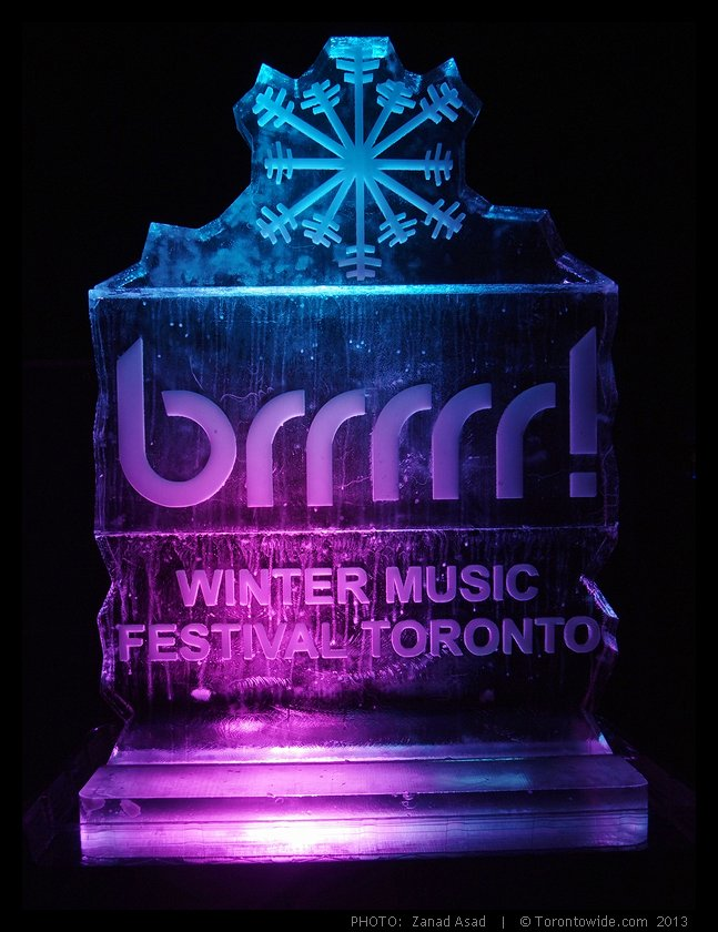 Brrrrr festival 2013 steps into the cold raw and melodic for Upbeat house music