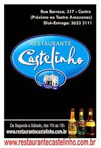 APOIO CULTURAL: RESTAURANTE CASTELINHO