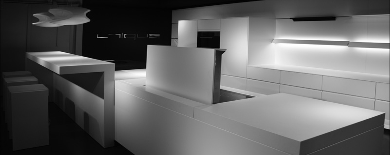 Futuristic Kitchen Interior Design By Eggersmann