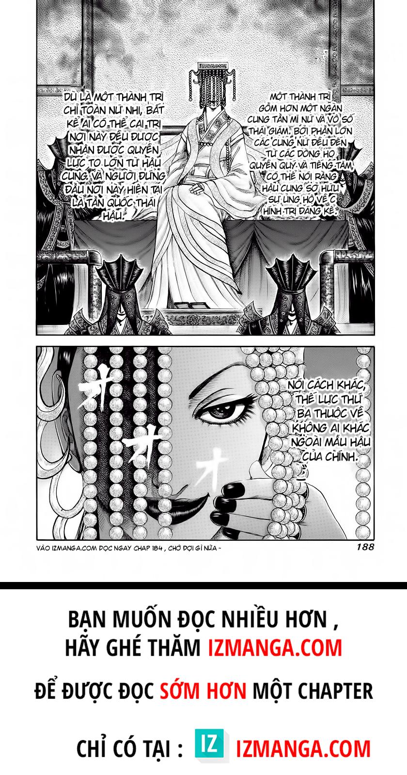 Kingdom - Vương Giả Thiên Hạ Chapter 183 page 18 - IZTruyenTranh.com