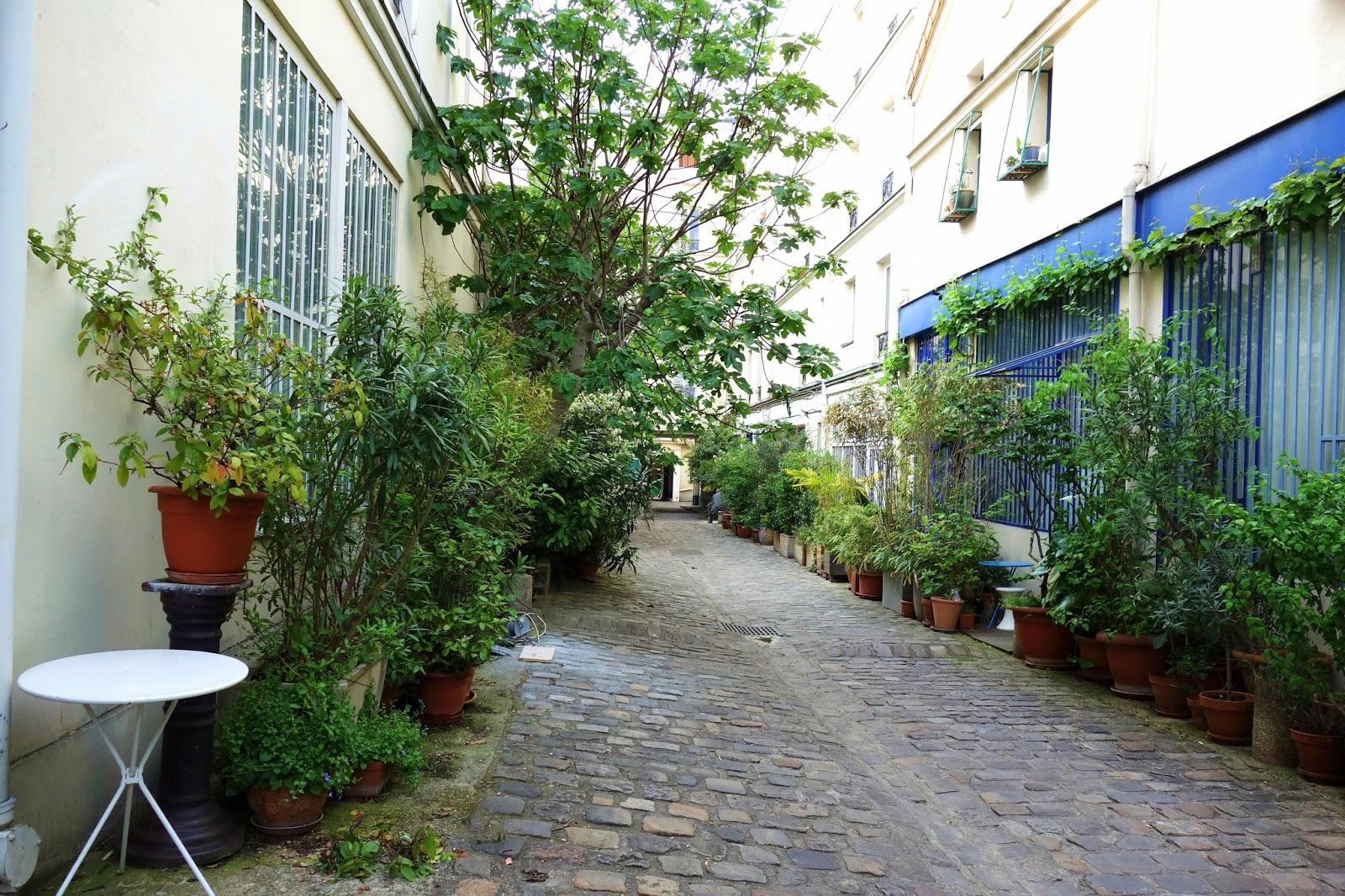 Paris cit du figuier des ateliers de m tallurgie aux for 104 rue du jardin paris