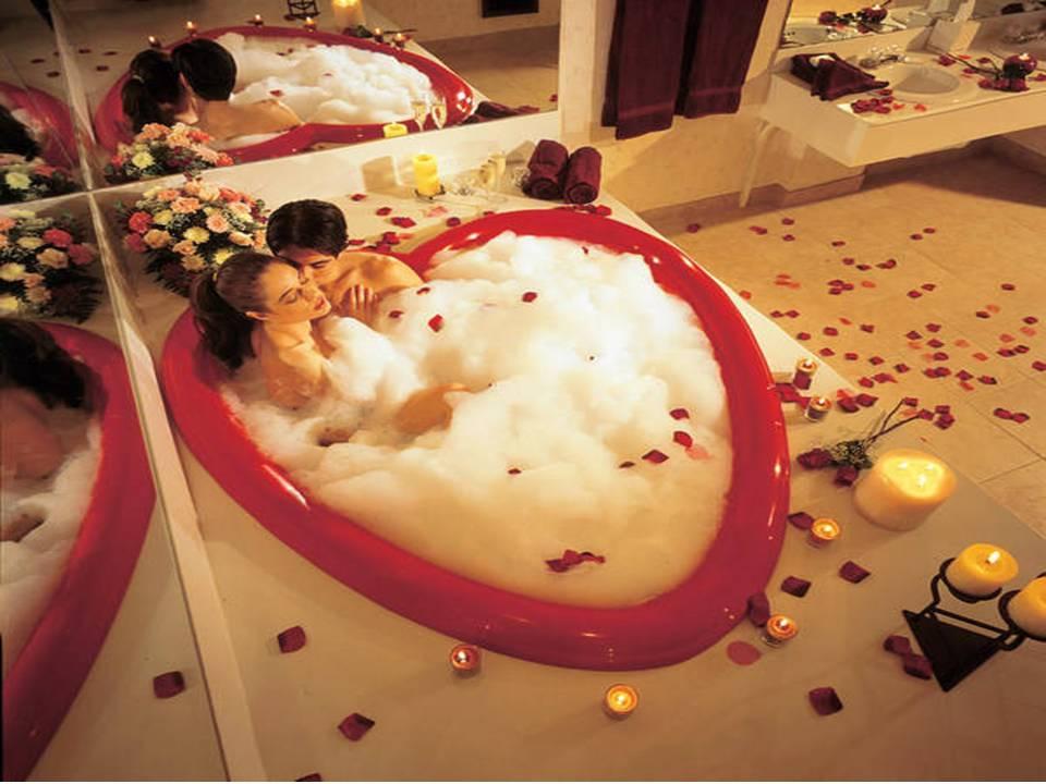 Romantic Bubble Bath Ideas1