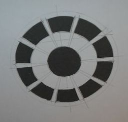 Menggambar Pola Reaktor – dengan computer atau Manual