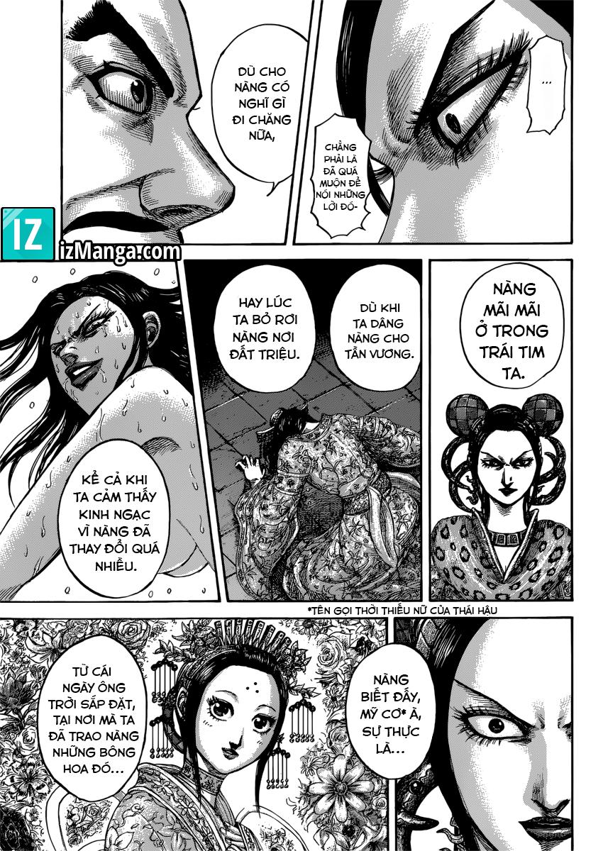 Kingdom - Vương Giả Thiên Hạ Chapter 405-406 Phim Tình Cảm Hàn page 31 - IZTruyenTranh.com