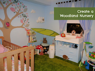 click here to create your own woodland nursery