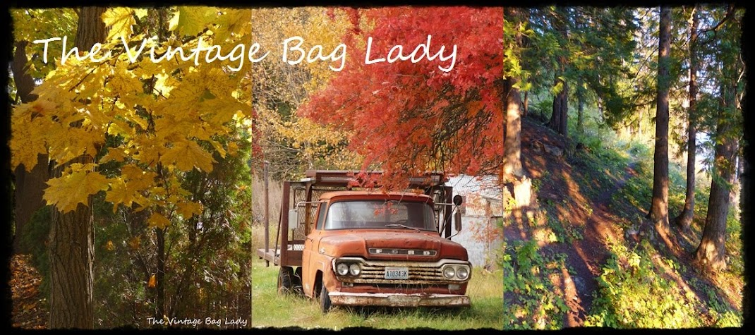 The Vintage Bag Lady
