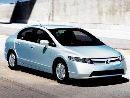car  hybrid civic