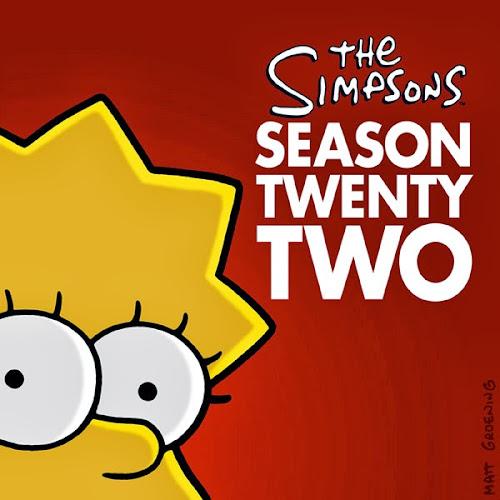 Los Simpsons Temporada 22 Completa Español Latino