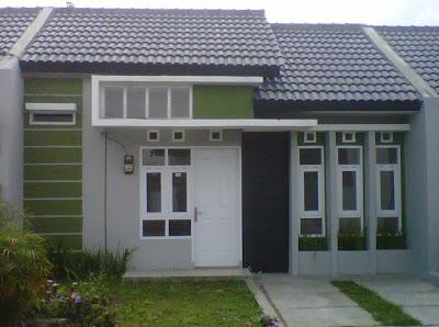 model rumah minimalis sederhana: bangunan rumah sederhana