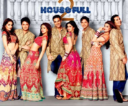 Filminfovdk housefull 2 movie review for Chintu khan