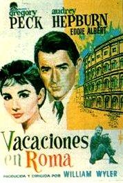 rosco temático de pelis vacaciones en roma