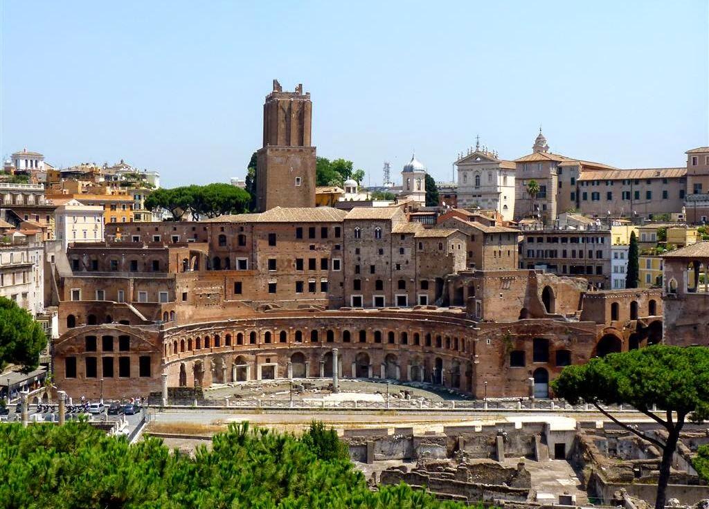 Trajanus' Markets