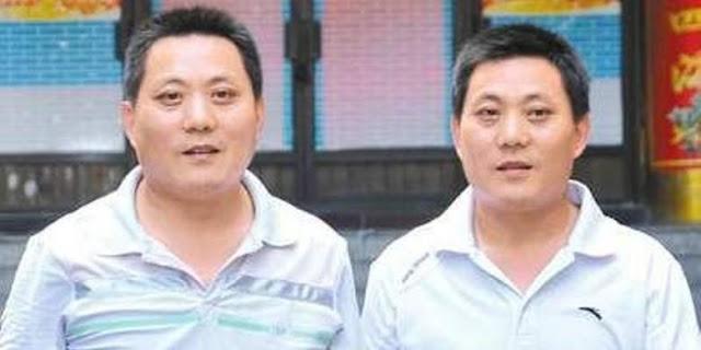 Zeng Yong dan Liu Yonggang