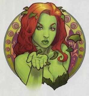 Hera Venenosa_Posion Ivy
