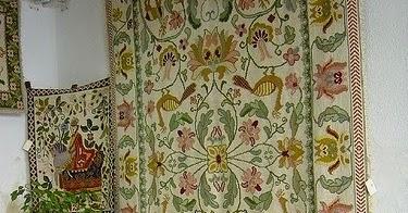 Arraiolos alentejo el paraiso de las alfombras portuguesas clases de portugu s en c ceres - Alfombras portugal ...