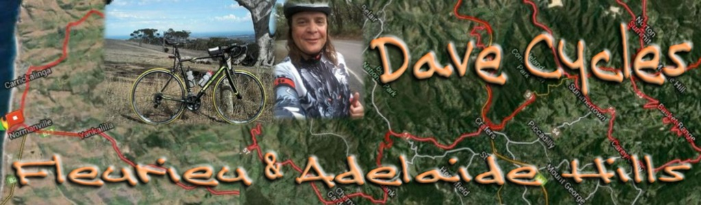 Dave Cycles Fleurieu and Adelaide Hills