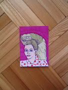 Original ACEO80s HairstylesNumber 3